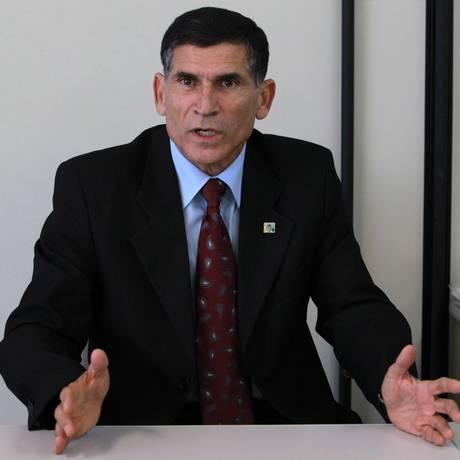 O general Carlos Alberto Santos Cruz Foto: Givaldo Barbosa/25-4-13