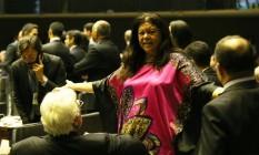 Deputada Laura Carneiro (PMDB-RJ) relatora apresenta parecer favorável Foto: Ailton de Freitas / Agência O Globo