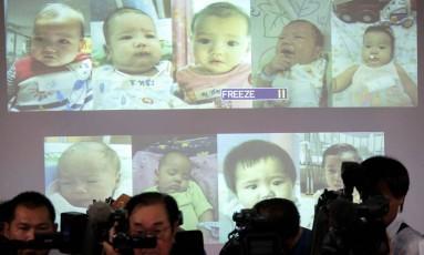 Bebês nascidos em barriga de aluguel ficarão com o pai Foto: Athit Perawongmetha / REUTERS