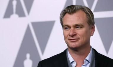 O diretor Christopher Nolan fez sucessos como 'Dunkirk' Foto: MARIO ANZUONI / REUTERS