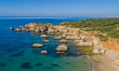 Portimão, no Algarve: número de brasileiros na região cresceu 58% Foto: Associação do Turismo do Algarve