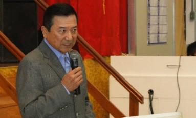 O deputado federal Junji Abe (PSD-SP) vai assumir vaga de Paulo Maluf Foto: Divulgação