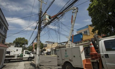 Nudecon pede que o reestabelecimento do serviço seja normalizado em até seis horas Foto: Ana Branco / Agência O Globo