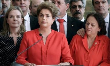 'O processo', de Maria Augusta Ramos, mostra bastidores do processo de impeachment da ex-presidente Dilma Rousseff Foto: Divulgação