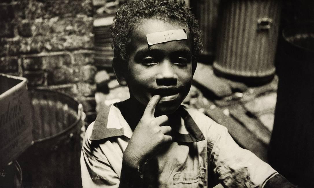 Foto de Henri Ballot, feita em Nova York Foto: Henri Ballot/Acervo IMS