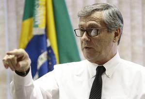 O ministro da Justiça, Torquato Jardim Foto: Jorge William em 05/01/2018 / Agência O Globo