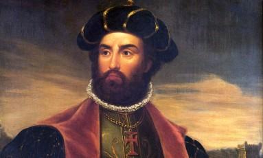 Vasco da Gama, navegador português Foto: Reprodução
