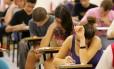 Programa Internacional de Avaliação de Estudantes (Pisa) será aplicado em maio Foto: Divulgação