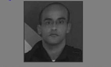 Oficial foi baleado durante assalto em Jacarepaguá Foto: Portal dos Procurados/Divulgação