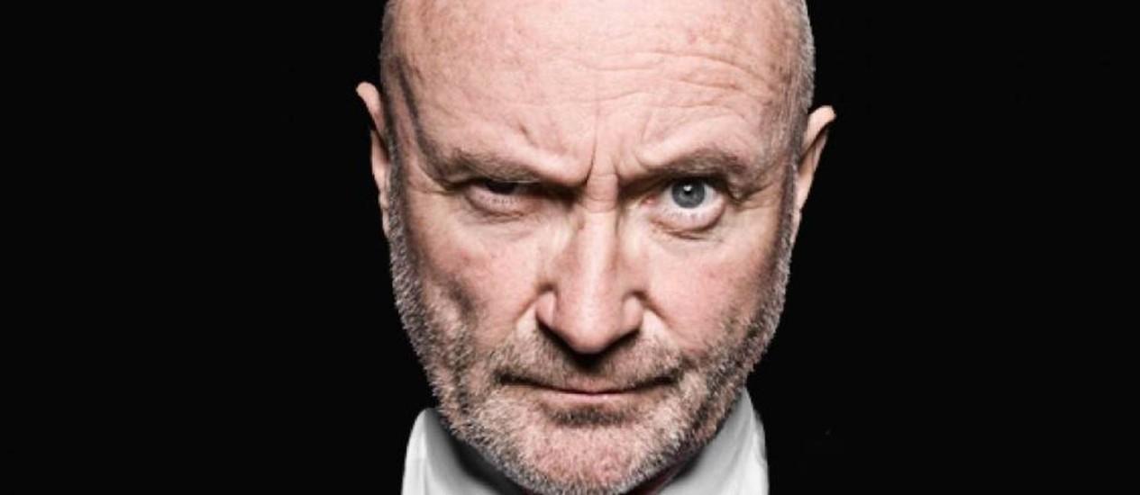 Phil Collins Foto: Divulgação
