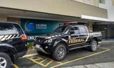 Polícia Federal cumpriu mandado de busca e apreensão na Companhia de Tecnologia da Informação e Comunicação do Paraná Foto: Luíza Vaz / RPC