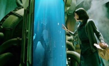 """""""A forma da água"""", de Guillermo del Toro Foto: Divulgação"""