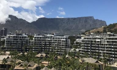 Cidade do Cabo, África do Sul Foto: Léa Cristina