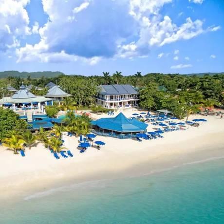Negril Hotel, na Jamaica, está no Airbnb Foto: Divulgação/Airbnb