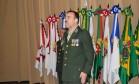General Richard Fernandez Nunes quando assumiu o comando da ECEME Foto: Reprodução