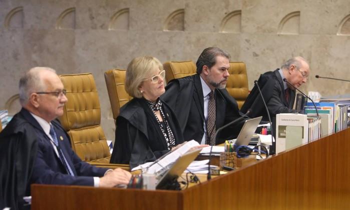 STF retoma julgamento do novo Código Florestal nesta quarta