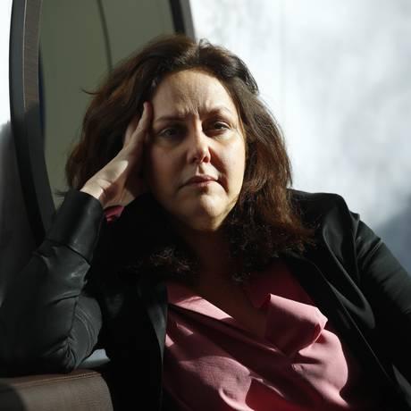 Maria Augusta Ramos, diretora de 'O processo' Foto: HANNIBAL HANSCHKE / REUTERS