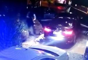 Apontado como apadrinhado de Gegê do Mangue foi morto em frente a hotel em São Paulo Foto: Reprodução