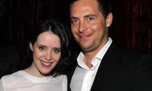 Claire Foy e Stephen Campbell Moore em 2011: casal anunciou separação Foto: Larry Busacca / Getty Images for Relativity Media