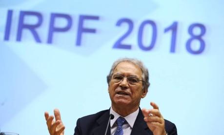 Joaquim Adir, auditor fiscal da Receita. Foto: Ailton de Freitas /Agência O Globo
