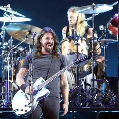 Banda Foo Fighters Foto: Divulgação