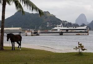 Tarifa social pode aumentar número de usuários na travessia. Foto: Fábio Guimarães / Agência O Globo
