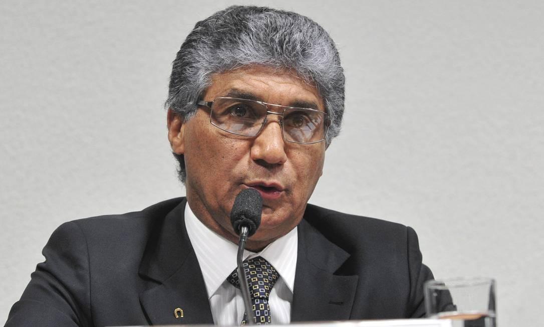 Paulo Vieira de Souza, conhecido como Paulo Preto, ex-diretor da Dersa Foto: Geraldo Magela / Agência O Globo