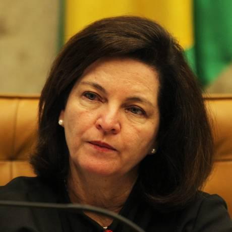 A procuradora-geral da República, Raquel Dodge Foto: Ailton de Freitas / Agência O Globo