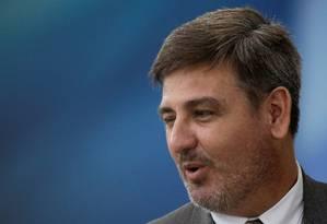 O ex-diretor da PF Fernando Segovia Foto: Ueslei Marcelino / Reuters / 27-
