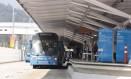 Acesso à estação Jardim Oceânico agora é feita somente pela linha Integrada 9, tendo caminho mais demorado para os moradores do Recreio e das Vargens Foto: Thiago Freitas / Agência O Globo/18-9-2016