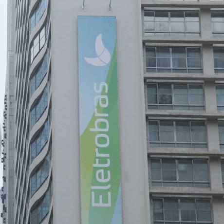 Sede da Eletrobras, no Rio de Janeiro Foto: Pedro Teixeira/Agência O Globo/19-05-2016