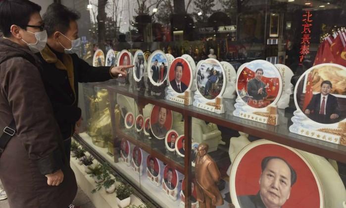 China quer acabar com limite de reeleição para presidente — Eternamente no poder