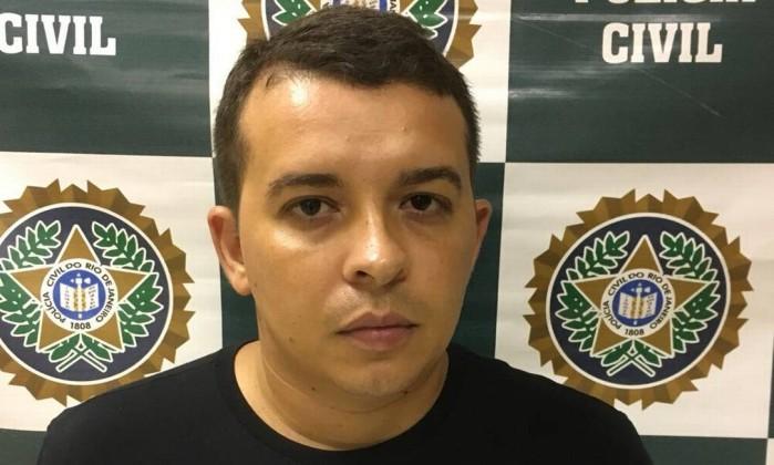Polícia do RJ prende acusado de ter participado da execução de Rafaat