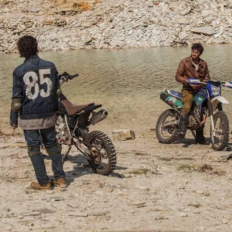 Cena do filme 'Motorrad' Foto: Divulgação