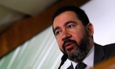 O ministro do Planejamento, Dyogo Oliveira Foto: Jorge William/Agência O Globo/02-02-2018
