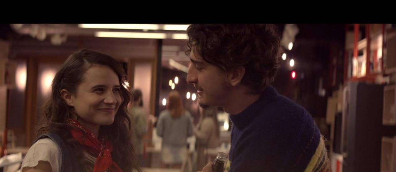 Cena do filme 'Todas as razões para esquecer' Foto: Divulgação