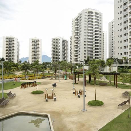 Ilha Pura conseguiu trocar a exigência de escola por parque Foto: Brenno Carvalho / Agência O Globo