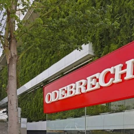 Sede da Odebrecht Foto: Reprodução