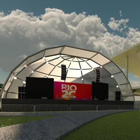 Rio2C: Artistas e bandas vão se apresentar no evento em abril na Cidade das Artes, no Rio Foto: Divulgação