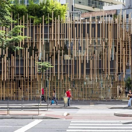 Japan House. Haverá apresentação Kamishibai no centro cultural japonês e na Fiesp Foto: Edilson Dantas / Edilson Dantas