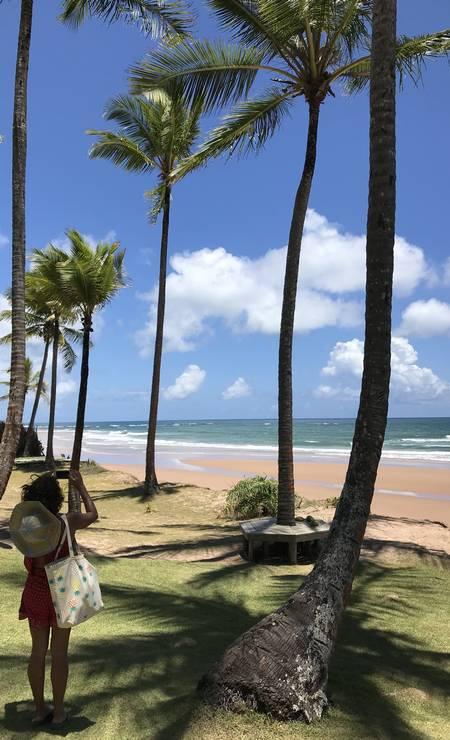 Praia de Algodões, a 50 minutos de carro de Barra Grande Foto: Léa Cristina / Léa Cristina