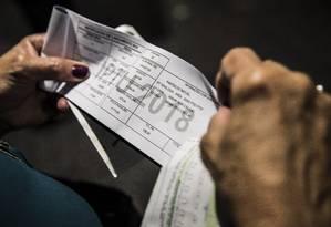 Aumento no imposto é contestado por diversos contribuintes Foto: Guito Moreto / Agência O Globo