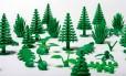 No início, medida atinge apenas 'elementos botânicos', como árvores, arbustos e folhas Foto: Maria Tuxen Hedegaard / DIVULGAÇÃO
