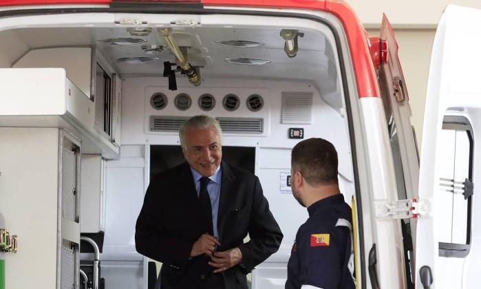 Quatro municípios de MS vão receber novas ambulâncias para o Samu