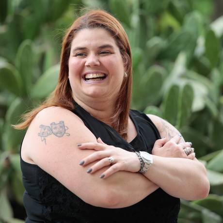 A dona da PVB Editorial, Pietra Von Bretch, planeja mais coletâneas Foto: Brenno Carvalho / Agência O Globo