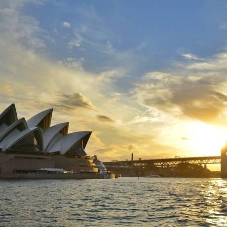 A Austrália é um dos países que mais atraem os brasileiros por conta do clima e do estilo de vida Foto: Pixabay