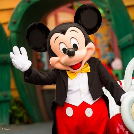 Mickey Mouse completa 90 anos em 2018 Foto: Disney/Divulgação