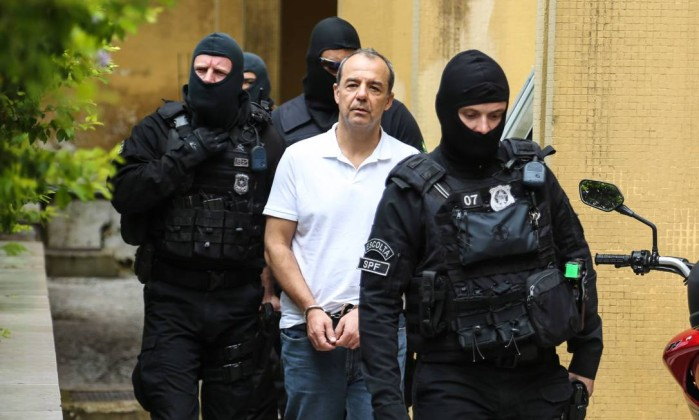 Ministério Público Federal denuncia o ex-governador Sérgio Cabral pela 22ª vez