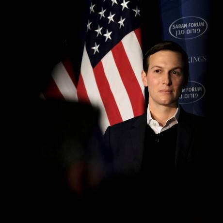 Reputação manchada. Genro do presidente, Jared Kushner é alvo de suspeitas Foto: JAMES LAWLER DUGGAN / REUTERS/3-12-2017