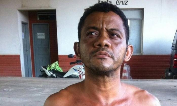 Segundo suspeito de assalto é preso — Parque dos Falcões